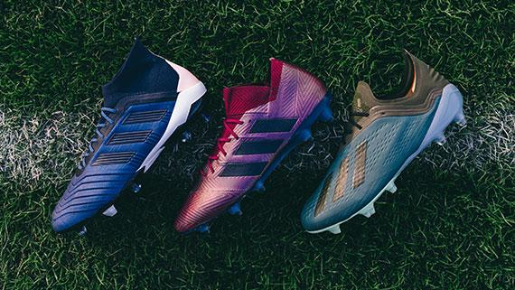 reputable site 1f22d 6bb51 adidas launches Cold Mode soccer cleats with Primaloft insulation